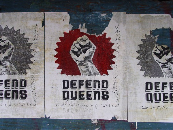 Defend Queens