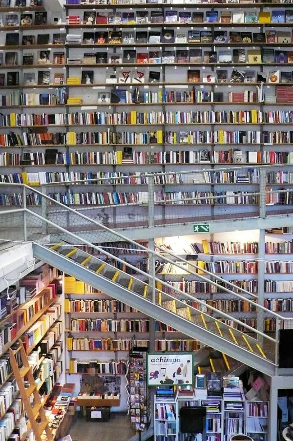 Librería. Lisboa 2012