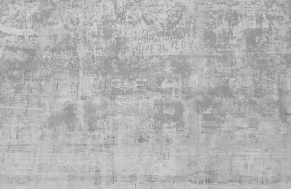 Mural desgastado