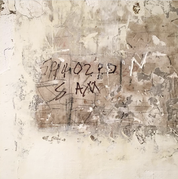 Falso Cy Twombly II